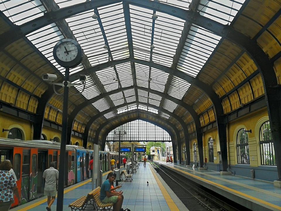 free photo  train station  terminal - free image on pixabay
