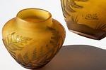 vase, glass