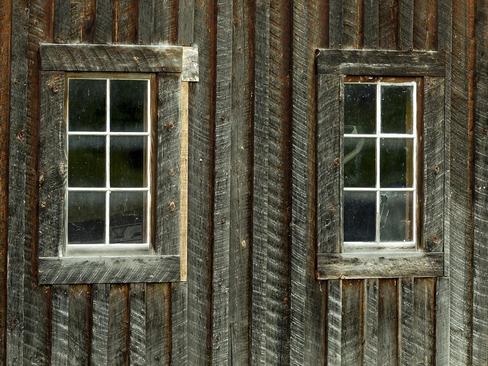 무료 사진: 나무, 건물, 창문, 외관, 헛간, 오래 된, 시골, 목장 ...