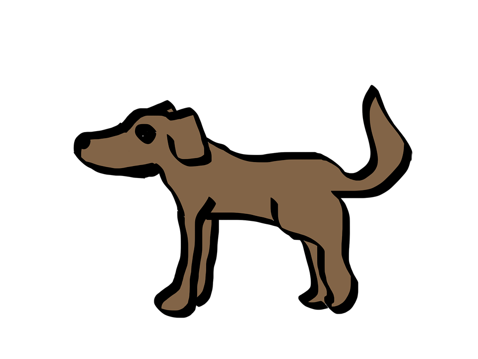 Anjing Gambar Kartun Gambar Gratis Di Pixabay