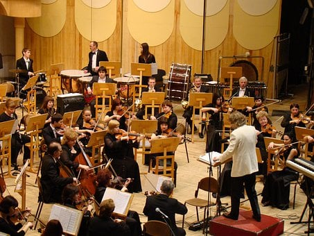 Symphony Orchestra Concert Philharmonic Ha