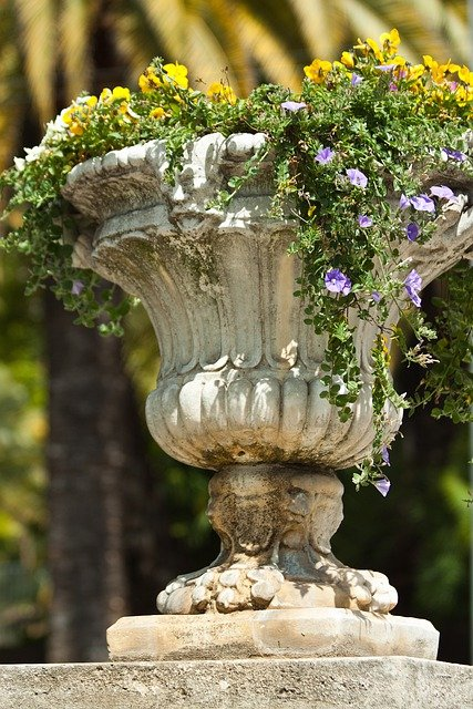 Free Photo: Garden, Vase, Antique, Marble   Free Image On Pixabay   183700