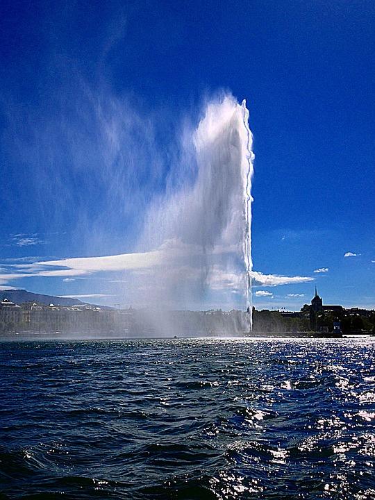 gen ve lac l man l 39 eau photo gratuite sur pixabay. Black Bedroom Furniture Sets. Home Design Ideas