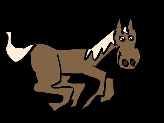 Horse Cartoon Comic · Free Image On Pixabay