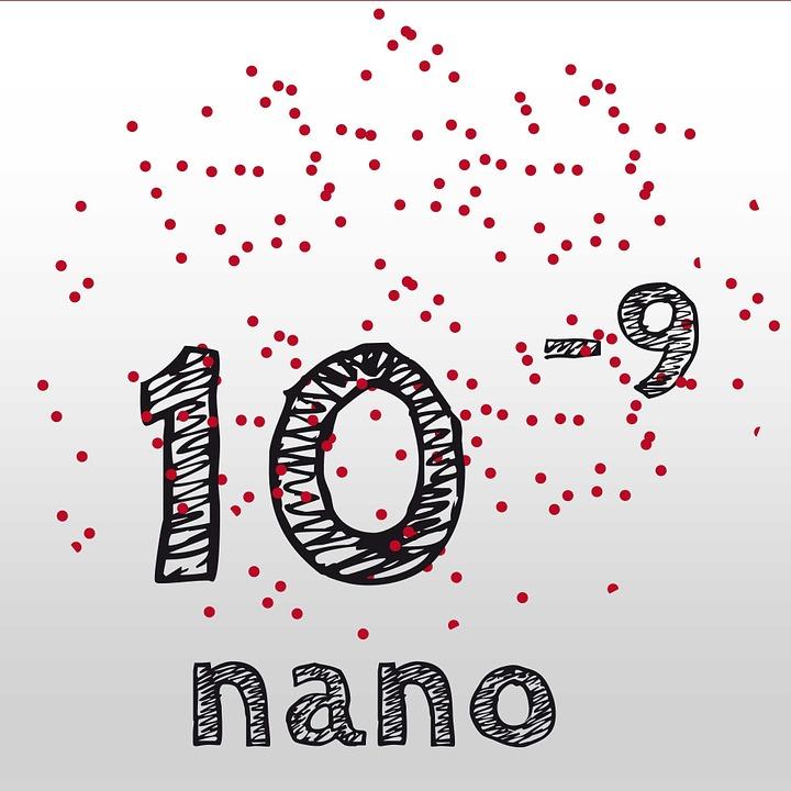 Nano, Klein, Partikel, Nanopartikel