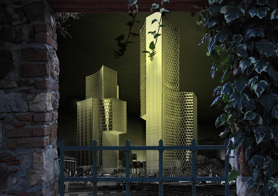City-art Ny Times Square Digital Art by Melanie Viola