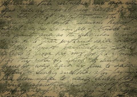 Paper, Old Paper, Font, Letters