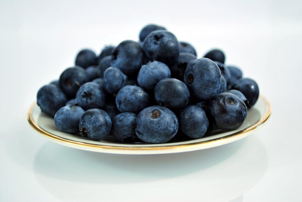 Bosbessen, Bessen, Vruchten, Jagoda, Bramen