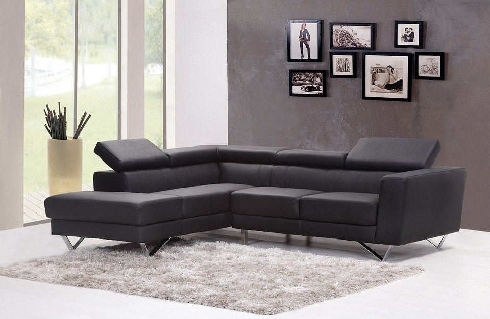 Sofa, Couch, Living Room, Home, Interior, Carpet