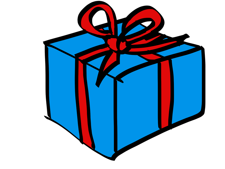 Free illustration gift loop blue red cartoon free image on gift loop blue red cartoon comic negle Image collections