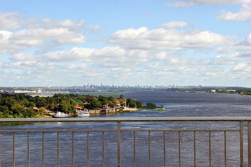 Asunción,Rio Paraguay