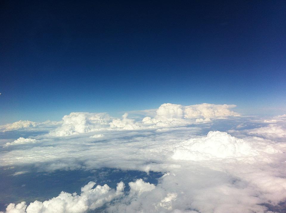 101+ Gambar Awan Langit Biru Terbaik