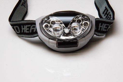 Stirnlampe, Mobil, Netzunabhängig