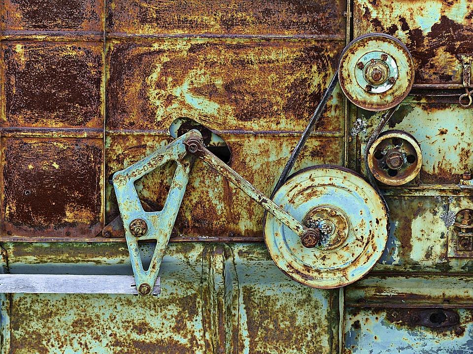 Free Photo Rusty Metal Old Machine Free Image On
