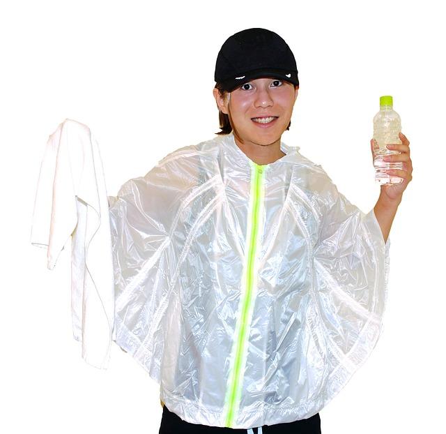 Sweat Towel Water Bottle: Free Photo: People, Women, Girls, Exercise