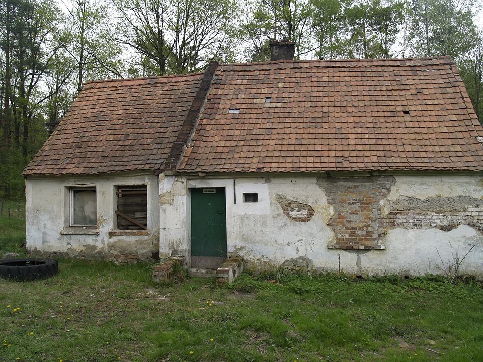 Pixabay 186290 - Huis verlenging oud huis ...