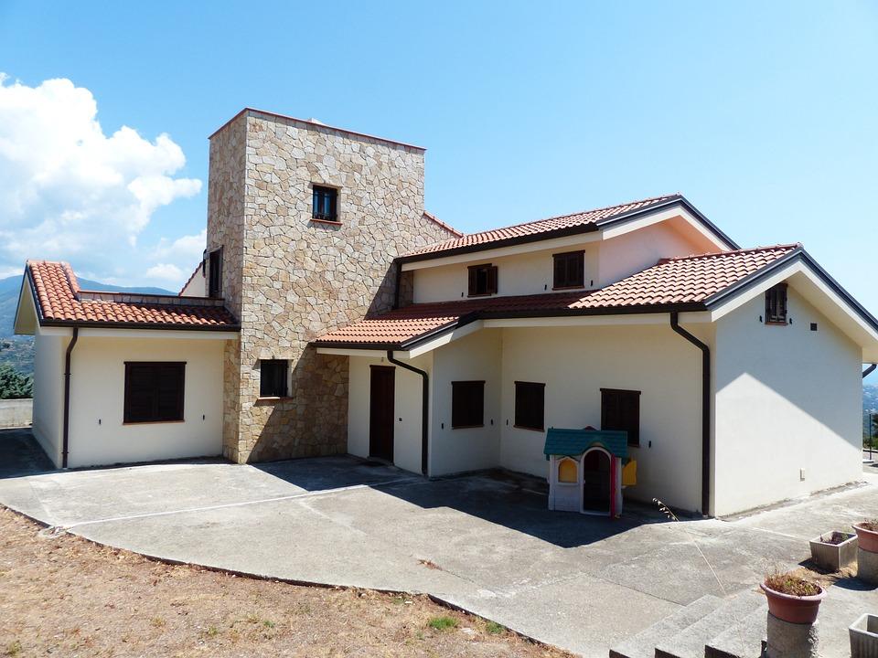 Holiday House, Villa, Architecture