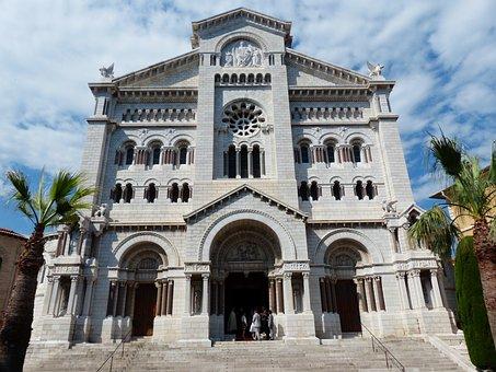 Cathédrale Notre-Dame-Immaculée Mónaco