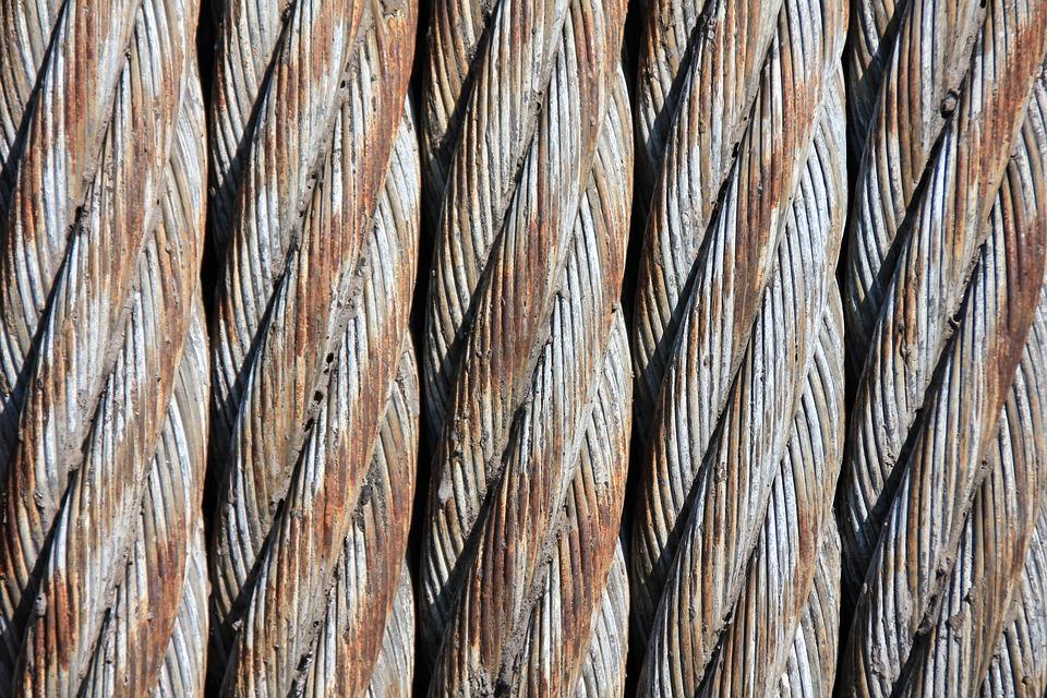 Stahlseile Drahtgeflecht · Kostenloses Foto auf Pixabay