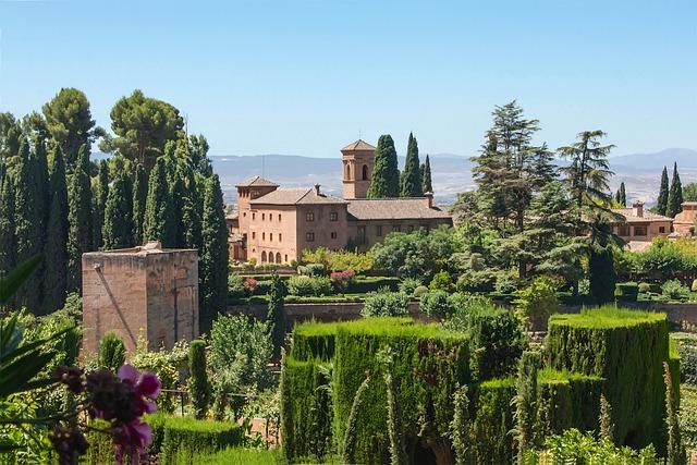 Granada Spain Travel Blog