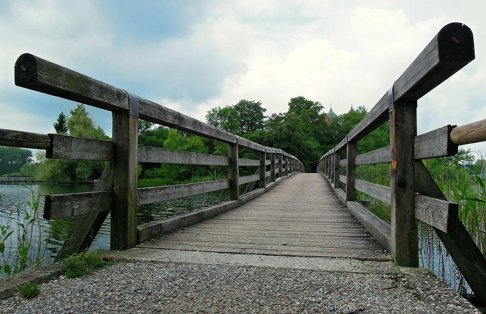 Transisi Jauh Jembatan Foto Gratis Di Pixabay