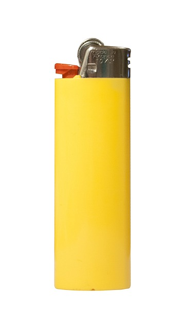 Free Photo Lighter Yellow Object Novelty Free Image