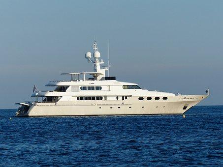 Racing Boat, Speedboat, Yacht, Boat