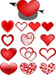 heart, hearts