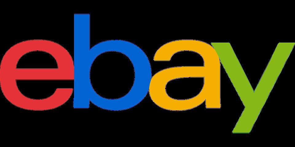 Ebay logotipo marca grfico vetorial grtis no pixabay ebay logotipo marca site compras on line leilo stopboris Choice Image