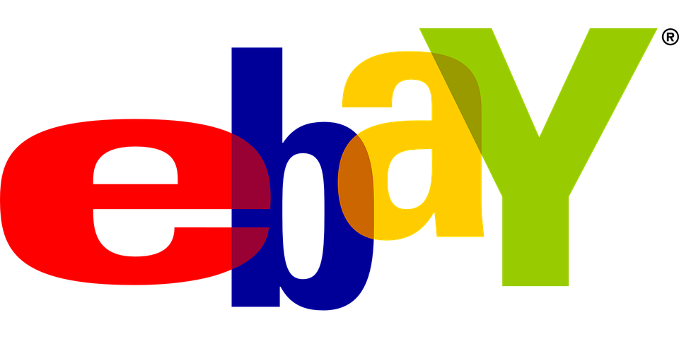 Ebay, Brand, Website, Logo, Online Shopping, Auction