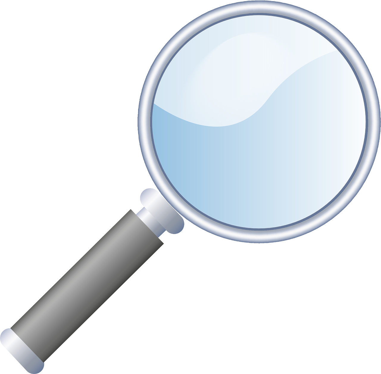 Magnifying Glass Magnifier - Free vector graphic on Pixabay