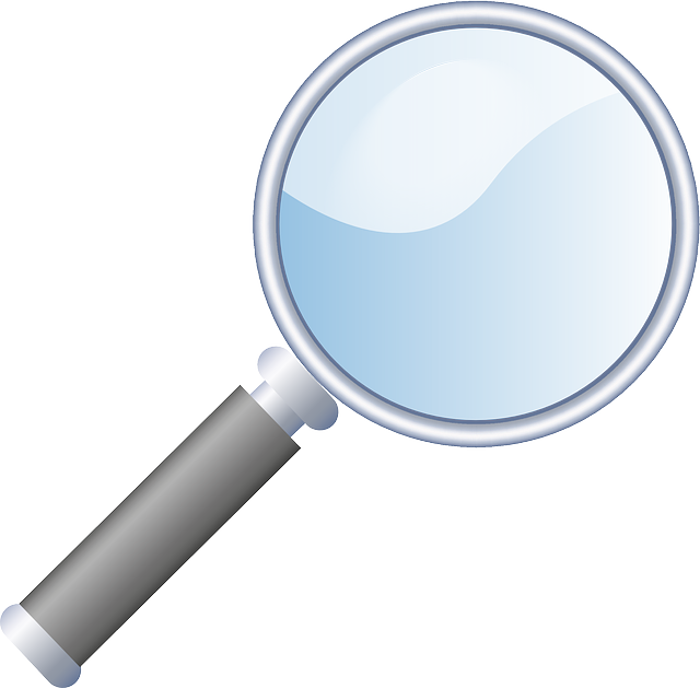 Magnifying Glass Magnifier · Free vector graphic on Pixabay