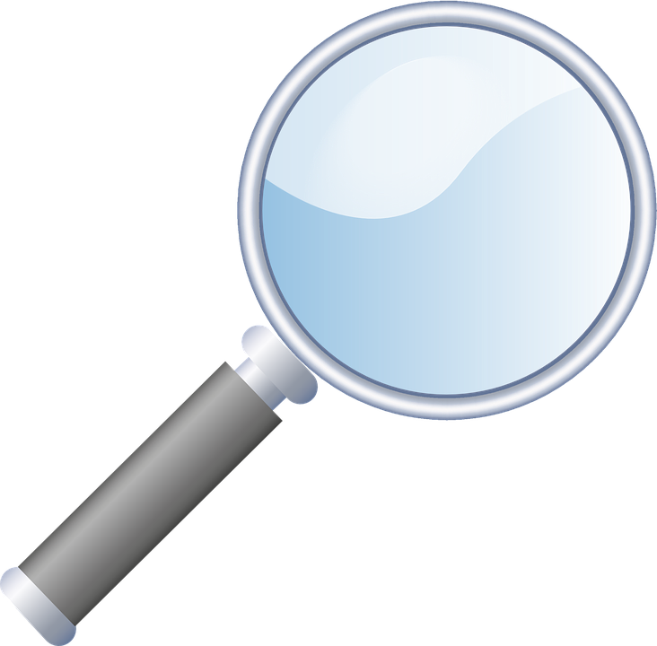 magnifying glass magnifier free vector graphic on pixabay rh pixabay com magnifying glass vector icon magnifying glass vector free