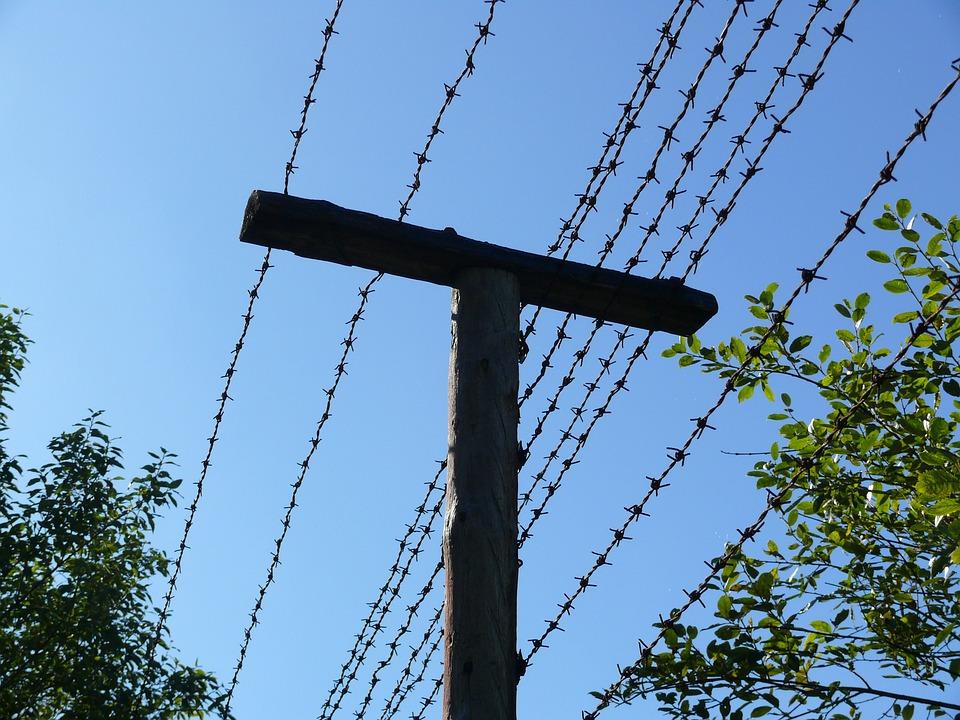 Stacheldraht Grenze Sicherheit · Kostenloses Foto auf Pixabay