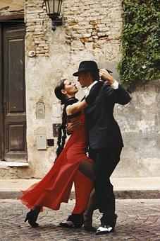 Tango, Dancing, Argentina, Dancing Style