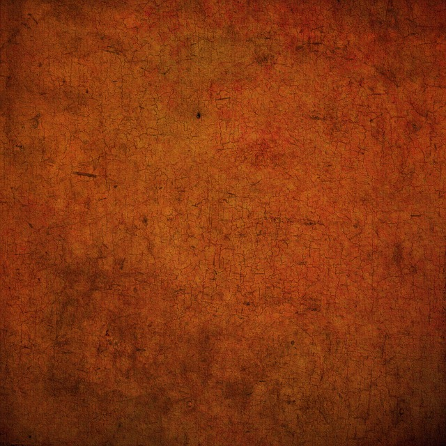 Free Illustration Brown Rust Paper Background Free