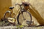 rower, dwa, koła