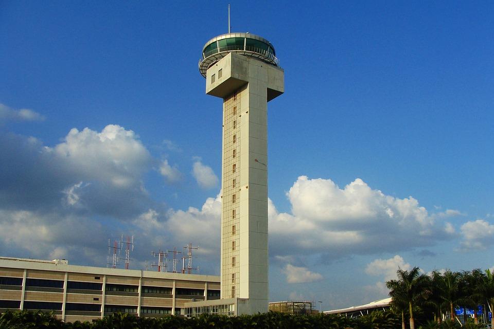 Free Photo Atc Tower Airport Bangalore Free Image On Pixabay 190939