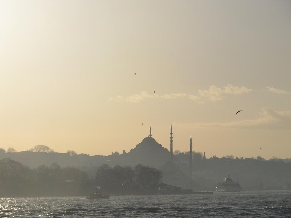 Istanbul, Hagia Sofia, Turkey