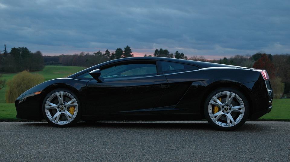 Lamborghini, Carro Esporte, Carro, De Luxo, Caro