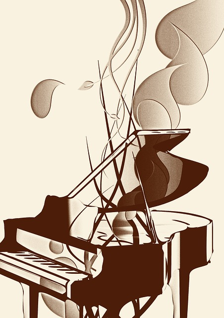 free illustration  piano  instrument  music