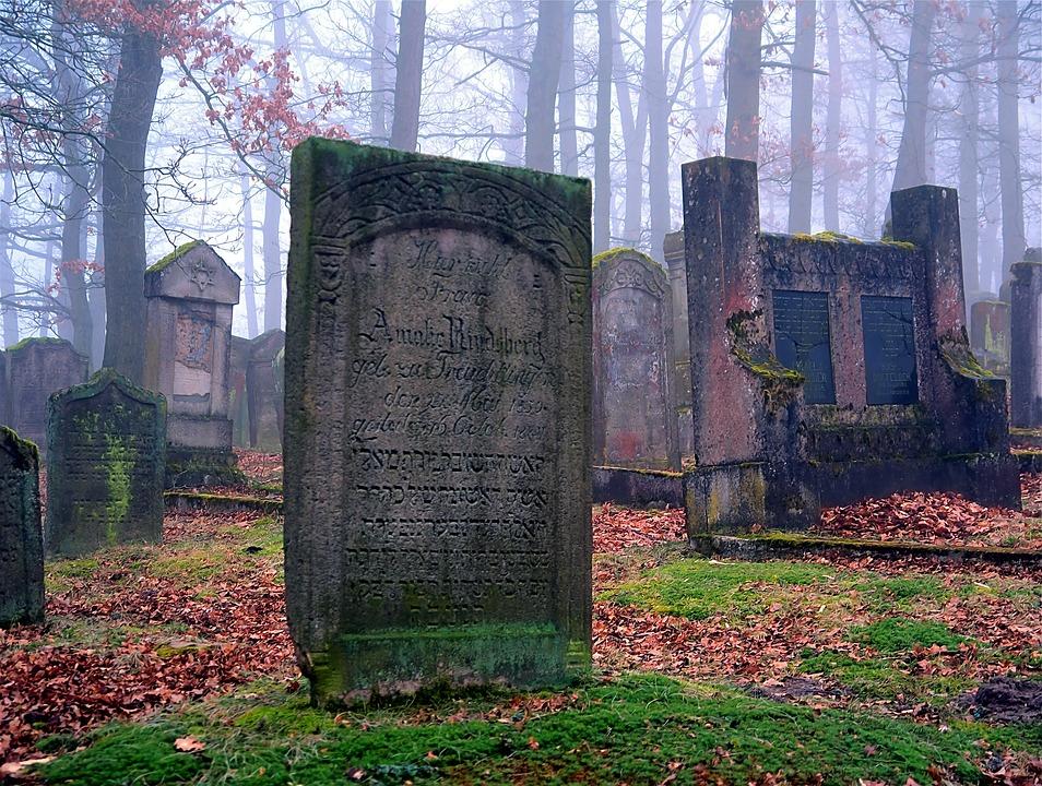 ユダヤ人, 墓地, アーキテクチャ