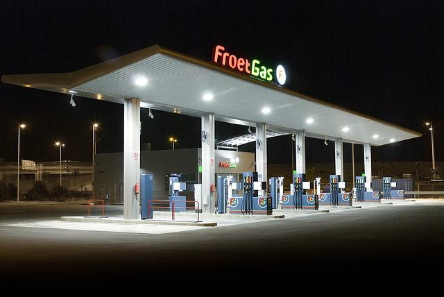 Froet Gas Petrol Station Gasoline 183 Free Photo On Pixabay