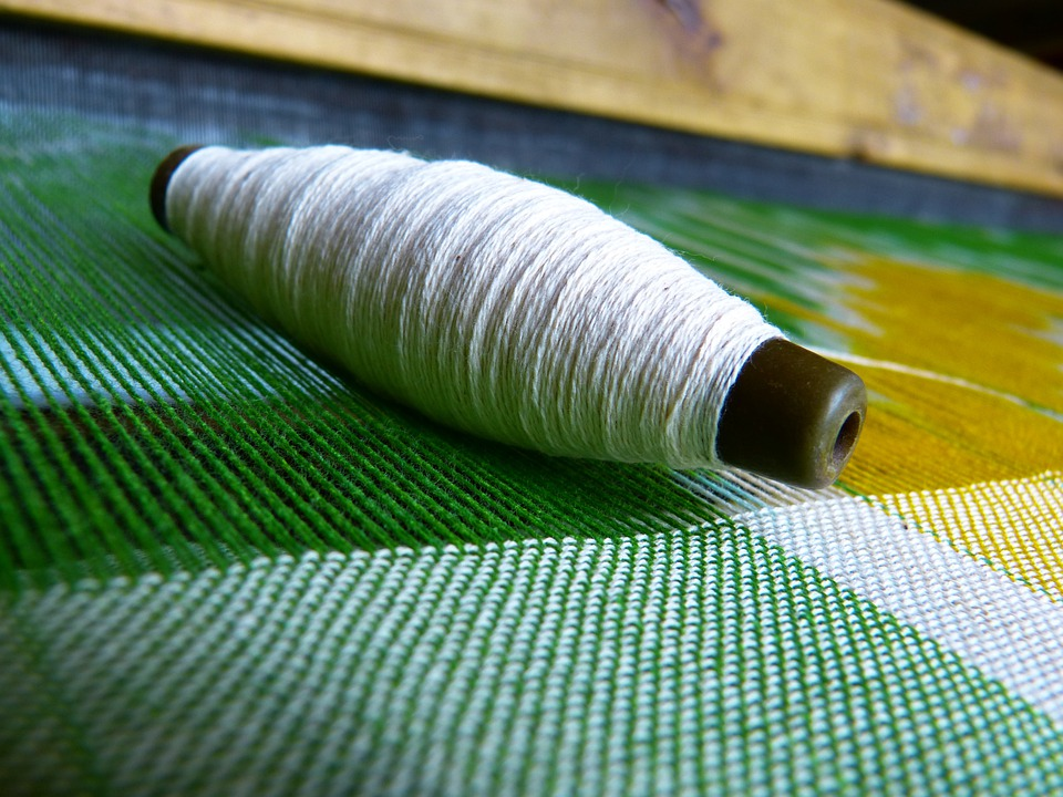 silk yarn thread spool free photo on pixabay