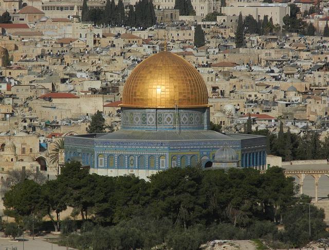 Al Aqsa Mosque Temple Mount Rock 183 Free Photo On Pixabay