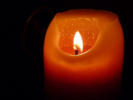 Candle, Flame, Wax Candle, Event