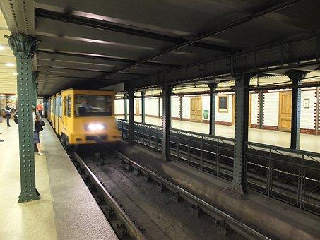 Línea 1 del metro de Budapest