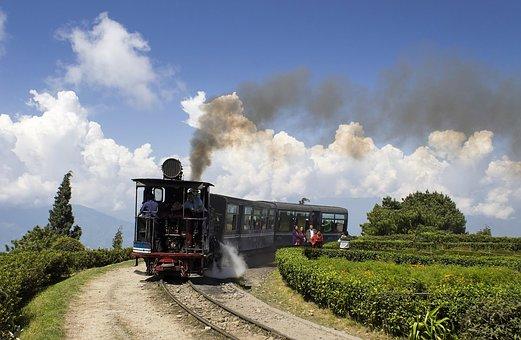 Darjeeling, Himalayan, Railway, Toy