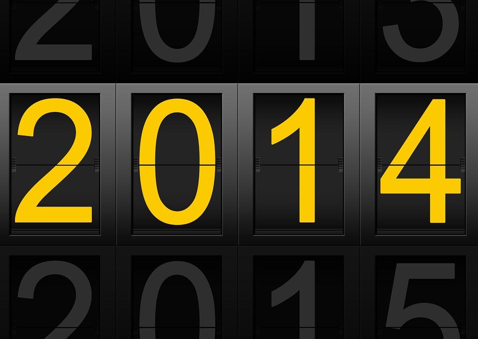 2014 >> Year 2014 Role Free Image On Pixabay