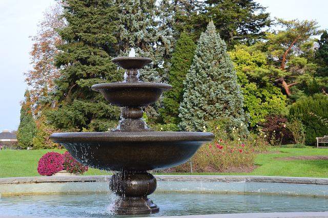 Brunnen Wasser Park - Kostenloses Foto auf Pixabay